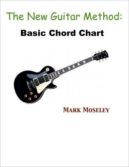 The New Guitar Method: Basic Chord Chart