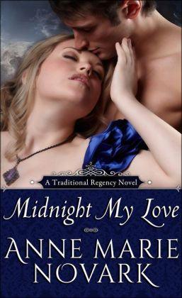 Midnight My Love (Historical Regency Romance)