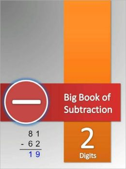 Big Book of Subtraction Tests - 2 Digits