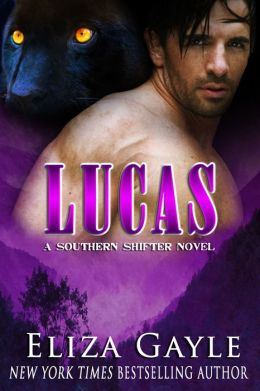 Lucas : Black Cougar Series Book 1 ( shifter romance )