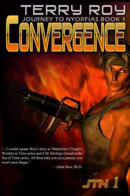 Convergence - Journey to Nyorfias Book 1