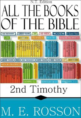 All the Books of the Bible-2nd Timothy