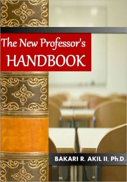 The New Professor's Handbook
