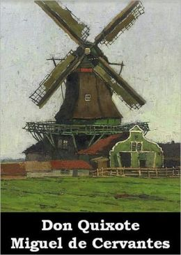 Don Quixote (Optimized for Nook)
