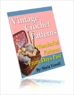 Vintage Crochet Patterns - 20 Patterns