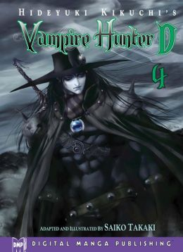 Hideyuki Kikuchi's Vampire Hunter D Volume 4 (Part 2 of 2) - Nook Color Edition