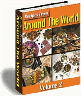 Recipes from Around the World: Volume 2