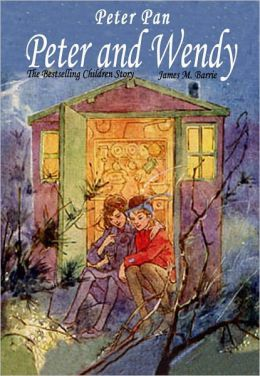 Peter Pan (Peter and Wendy): The Bestselling Children Story