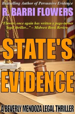 State's Evidence (A Beverly Mendoza Legal Thriller)