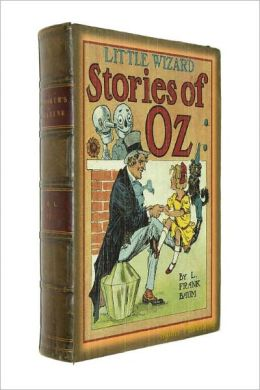 Little Wizard Stories of Oz (Illustrated + FREE audiobook link + Active TOC)
