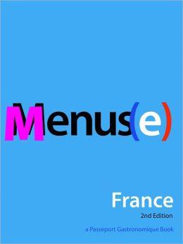 Menus(e): France