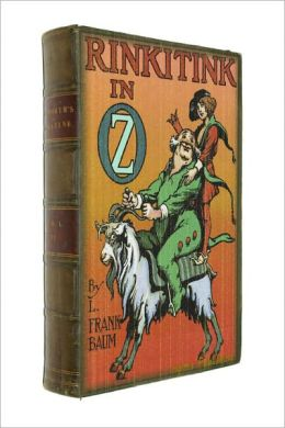 Rinkitink in Oz (Illustrated + FREE audiobook link + Active TOC)