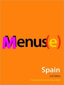 Menus(e): Spain