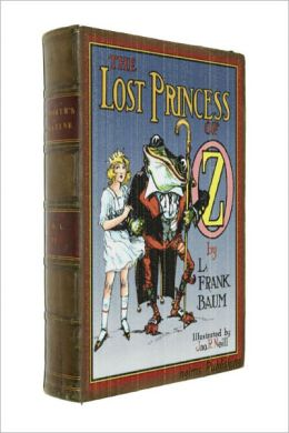 The Lost Princess of Oz (Illustrated + FREE audiobook link + Active TOC)