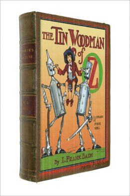 The Tin Woodman of Oz (Illustrated + FREE audiobook link + Active TOC)