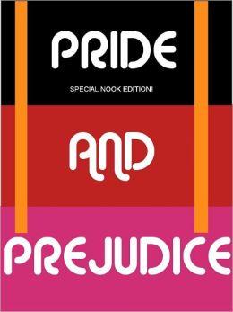 Pride and Prejudice- Special NOOK Edition