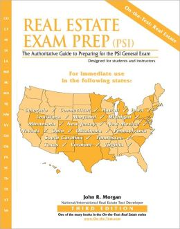 Real Estate Exam Prep (PSI): The Authoritative Guide to Preparing for the PSI General Exam