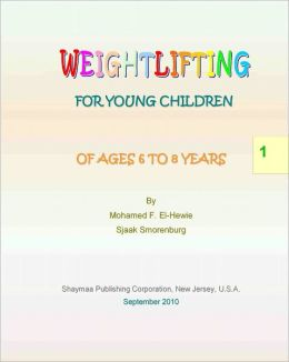 Weightlifting For Young Children