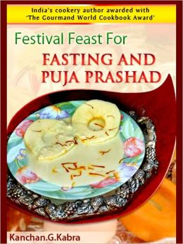 Festival Feast For Fasting And Puja Prashad