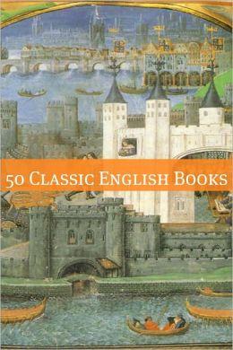 50 Classic English Authors