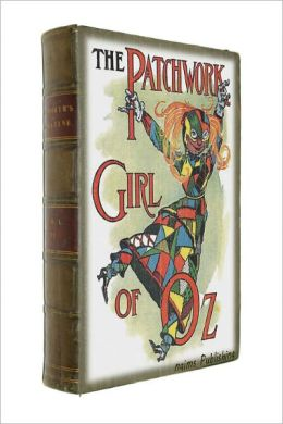 The Patchwork Girl of Oz (Illustrated + FREE audiobook link + Active TOC)