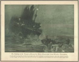 TITANIC: The Titanic Book; Facts, Details And The Story Behind The Sinking of The Titanic