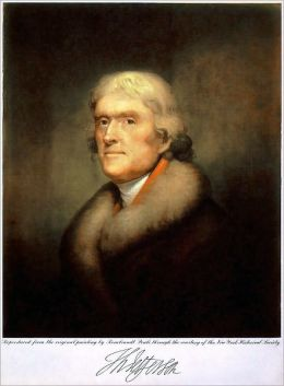 Thomas Jefferson Biography: The life and Death of the 3rd President of the United States