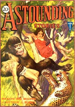 Astounding Stories June 1931