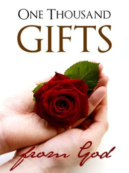 One Thousand Gifts from God (Special Nook Edition)