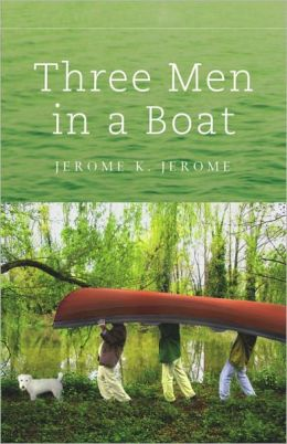 Three Men in a Boat (Say Nothing to the Dog) - Easy NOOK NOOKbook Navigation