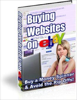 Buying Websites on eBay