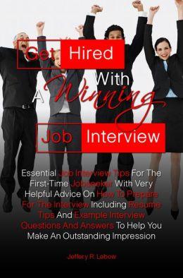 Essential Teen Job Interview Tips 97