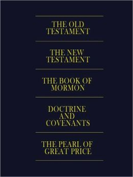 LDS Quadruple Combination: The Bible, The Book of Mormon, D&C, The Pearl of Great Price