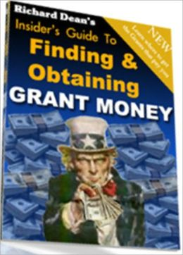 Finding And Obtaining Grant Money