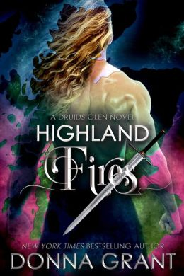 Highland Fires (Druid Glen Series #4)