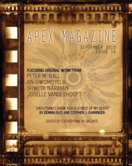 Apex Magazine - September 2010 (Issue 16)