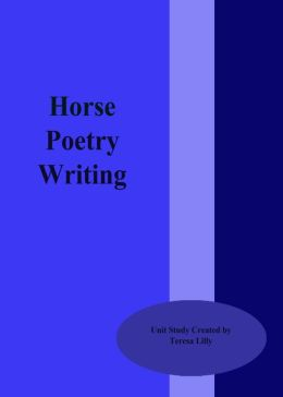 Horse Poetry Writing