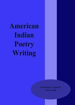 American Indian Poetry Writing