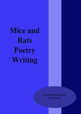 Mice and Rats Poetry Writing