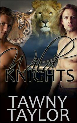 Wild Knights (erotica menage)
