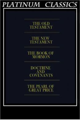 THE LDS SCRIPTURES THE QUADRUPLE COMBINATION (Special Nook Edition) FULL COLOR, ILLUSTRATED VERSION: Unabridged Complete King James Version Holy Bible, The Book of Mormon, Doctrine and Covenants, & The Pearl of Great Price in a Single Volume!) NOOKbook