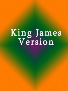 Bible KJV - King James Version