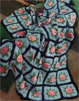 15 Vintage Crochet Patterns For Afghans
