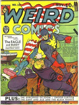 Weird Comics, Issue No. 19