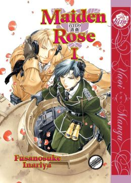 Maiden Rose Vol. 1 (Yaoi Manga) - Nook Color Edition