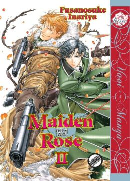 Maiden Rose Vol. 2 (Yaoi Manga) - Nook Color Edition