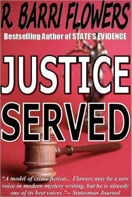 Justice Served (A Barkley and Parker Thriller)