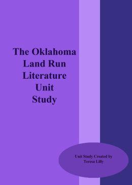 The Oklahoma Land Run History Literature Unit Study