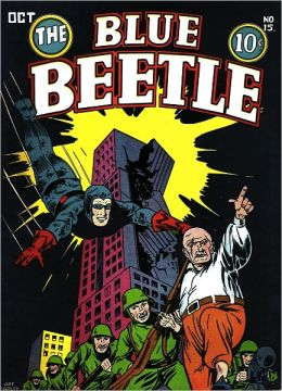 The Blue Beetle, Issue No. 15