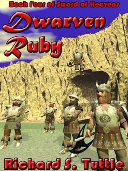 Dwarven Ruby (Sword of Heavens #4)